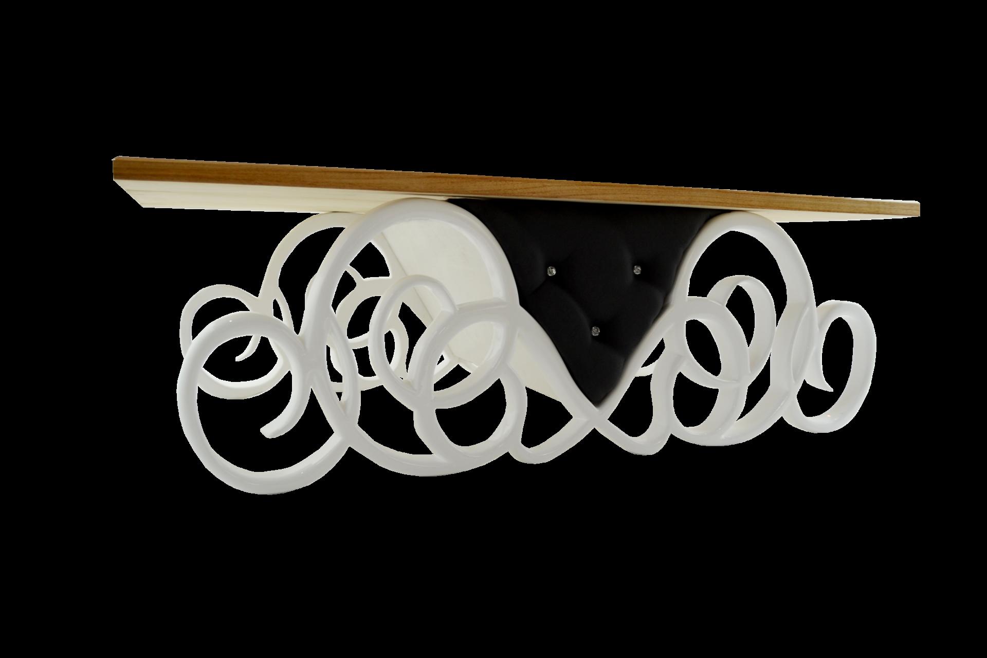 Tavolino da salotto classico bianco u tavoli cannata