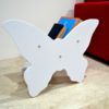 Butterfly magazine rack