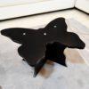 tavolino da salotto butterfly nero