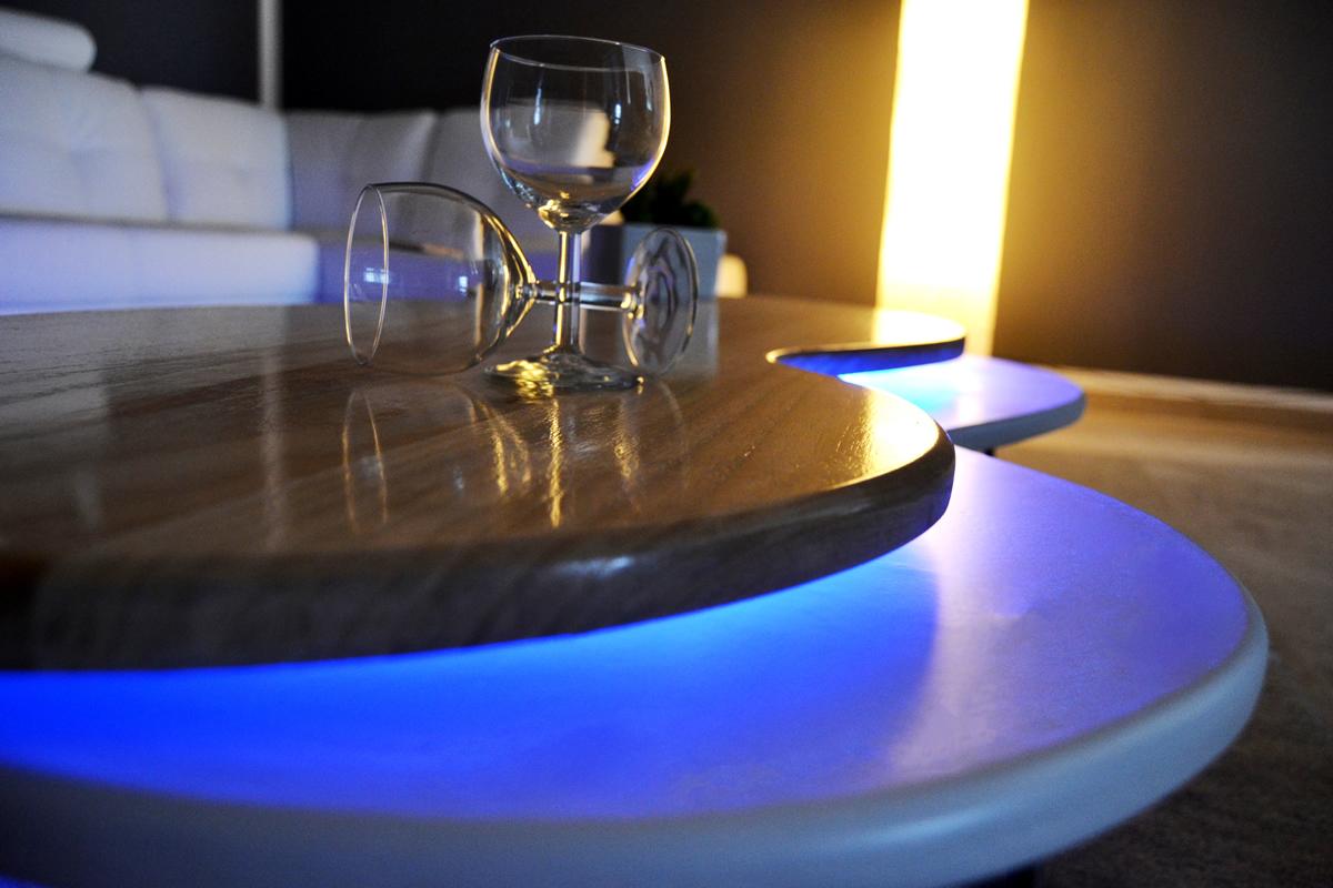Tavolini da salotto di design – Tavoli Cannata