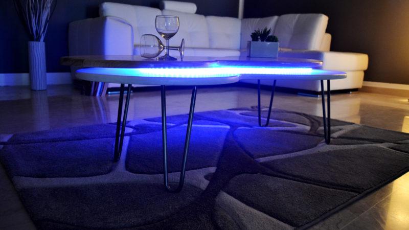 arredi e mobili di design futuristici