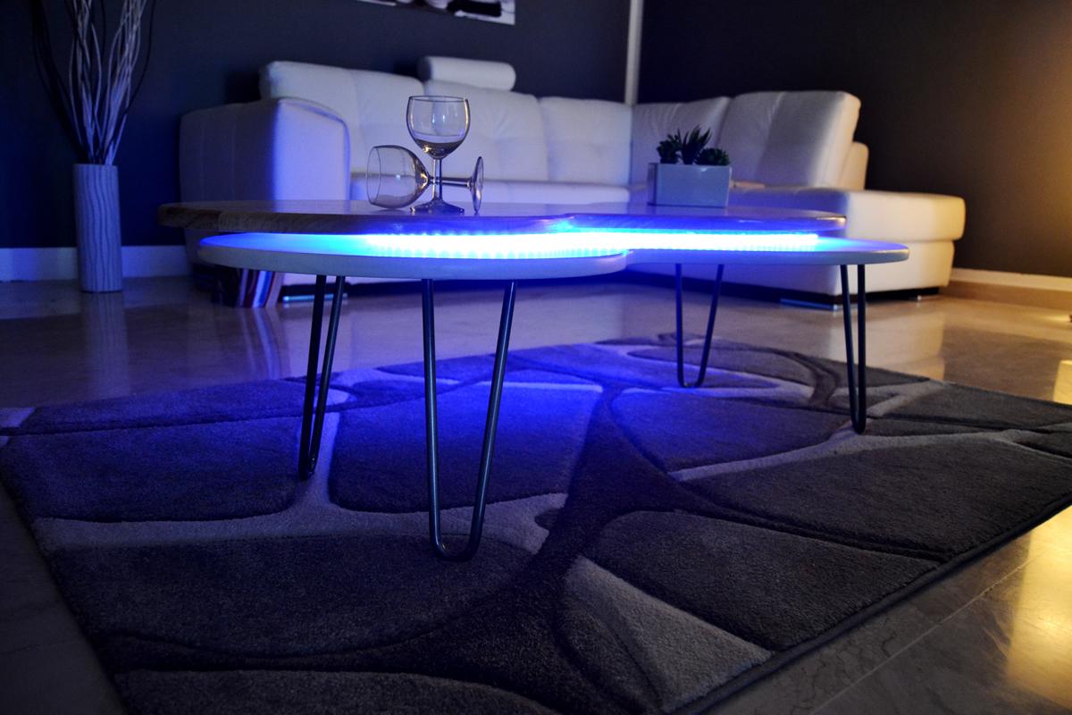Arredi e mobili di design futuristici tavoli cannata for Arredi e mobili