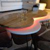 tavolino da salotto in legno e led DUO (7)