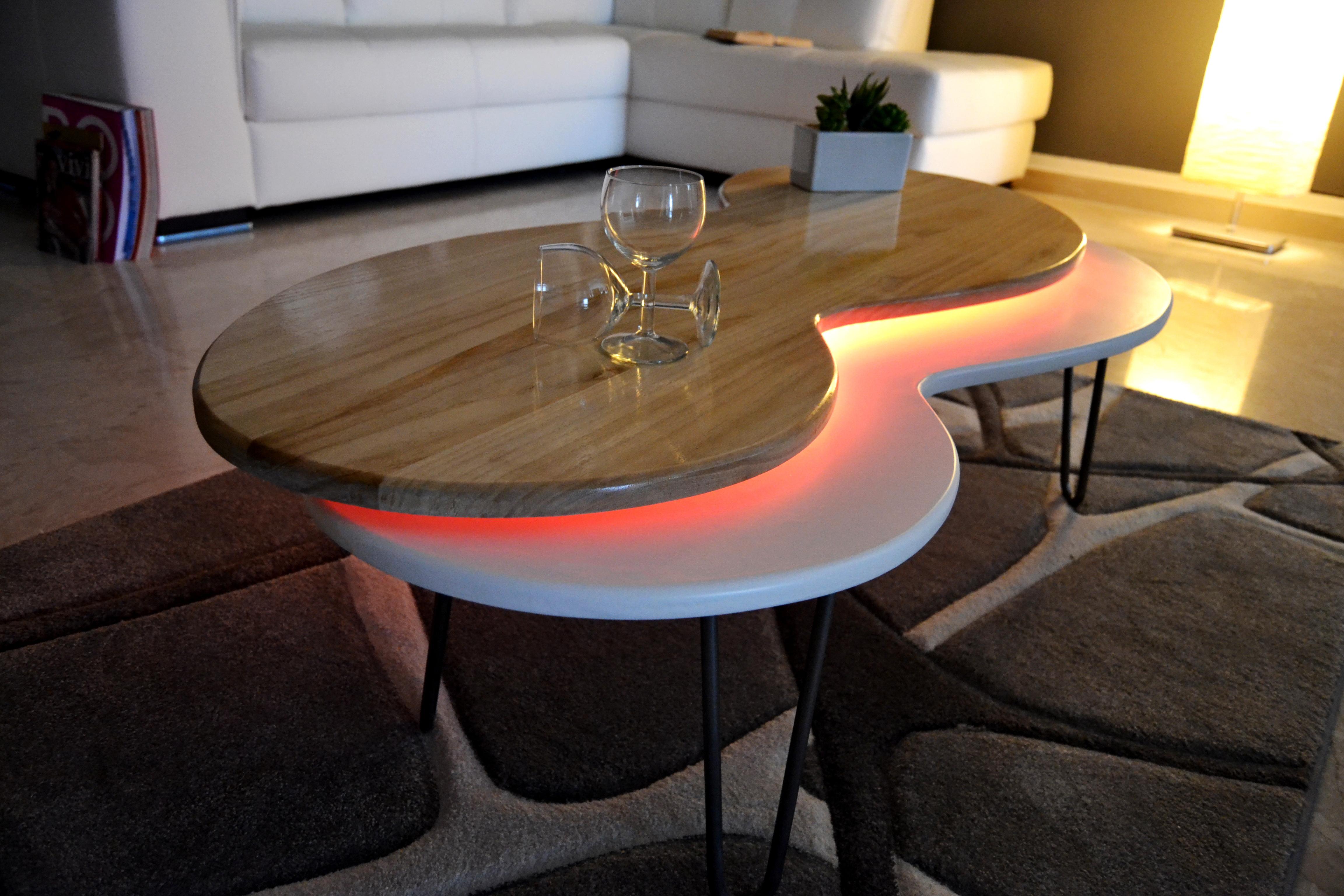 Tavolini In Legno Da Salotto : Tavolino duo u2013 tavoli cannata