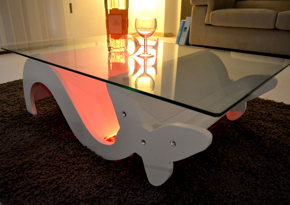 Tavolini da salotto in vetro u2013 tavoli cannata