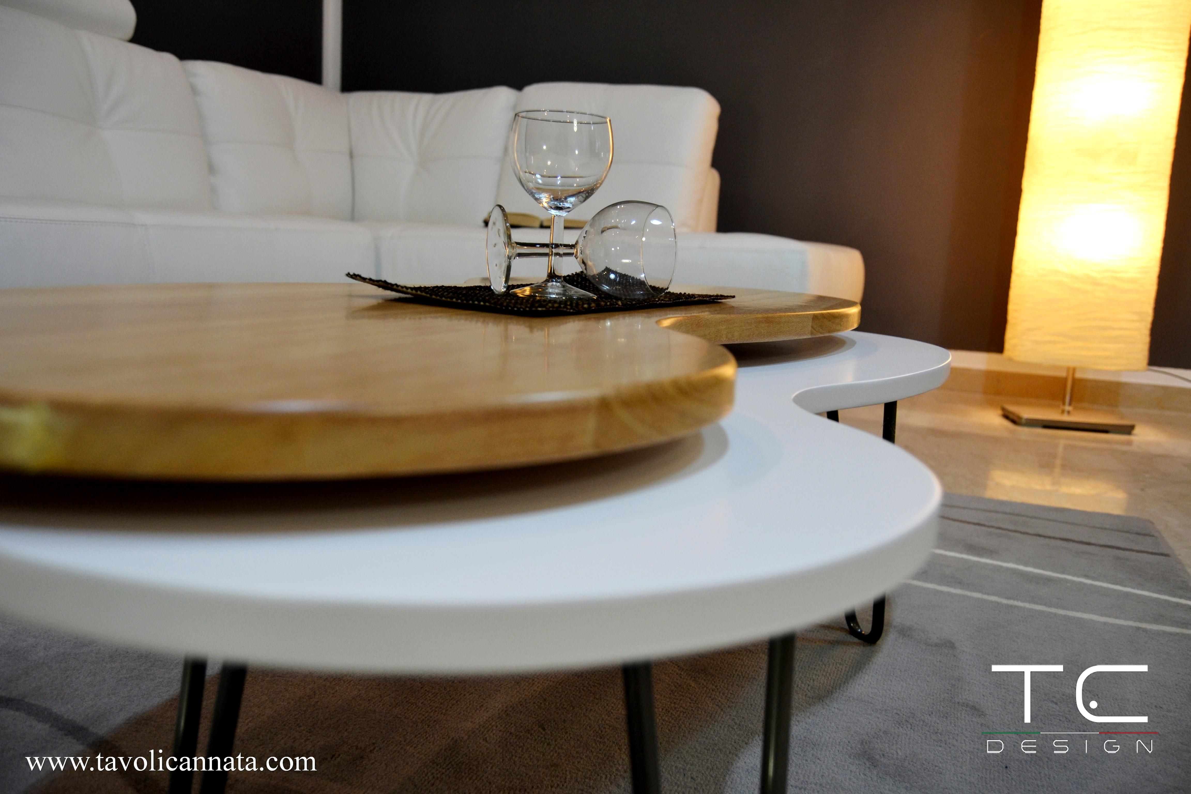 Tavolino salotto DUO