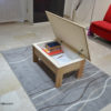 write coffee table