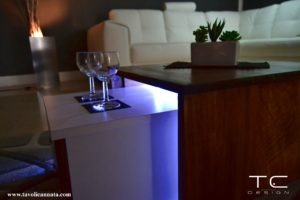 tavolini da caffe in legno