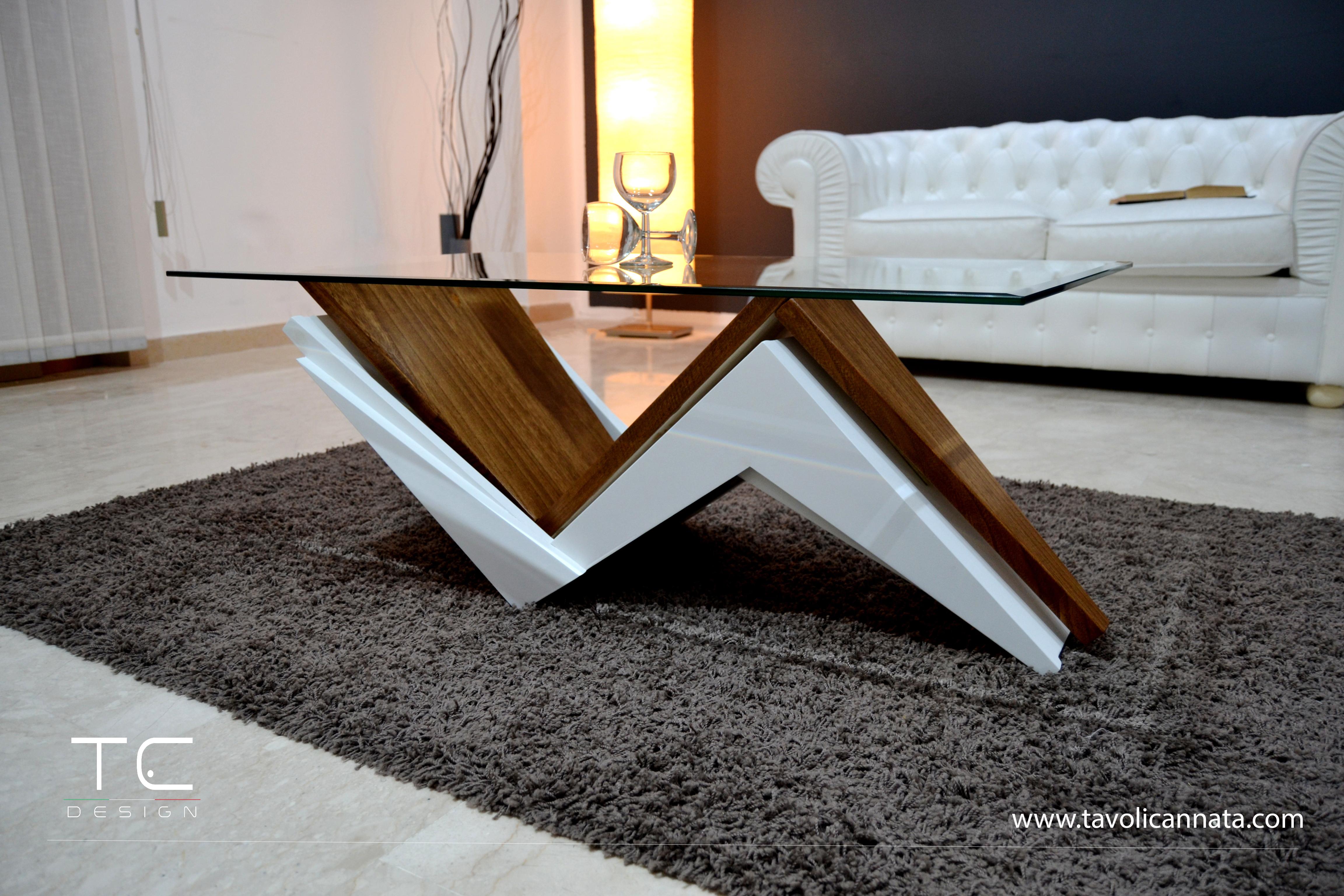 Tavolino salotto Serenity
