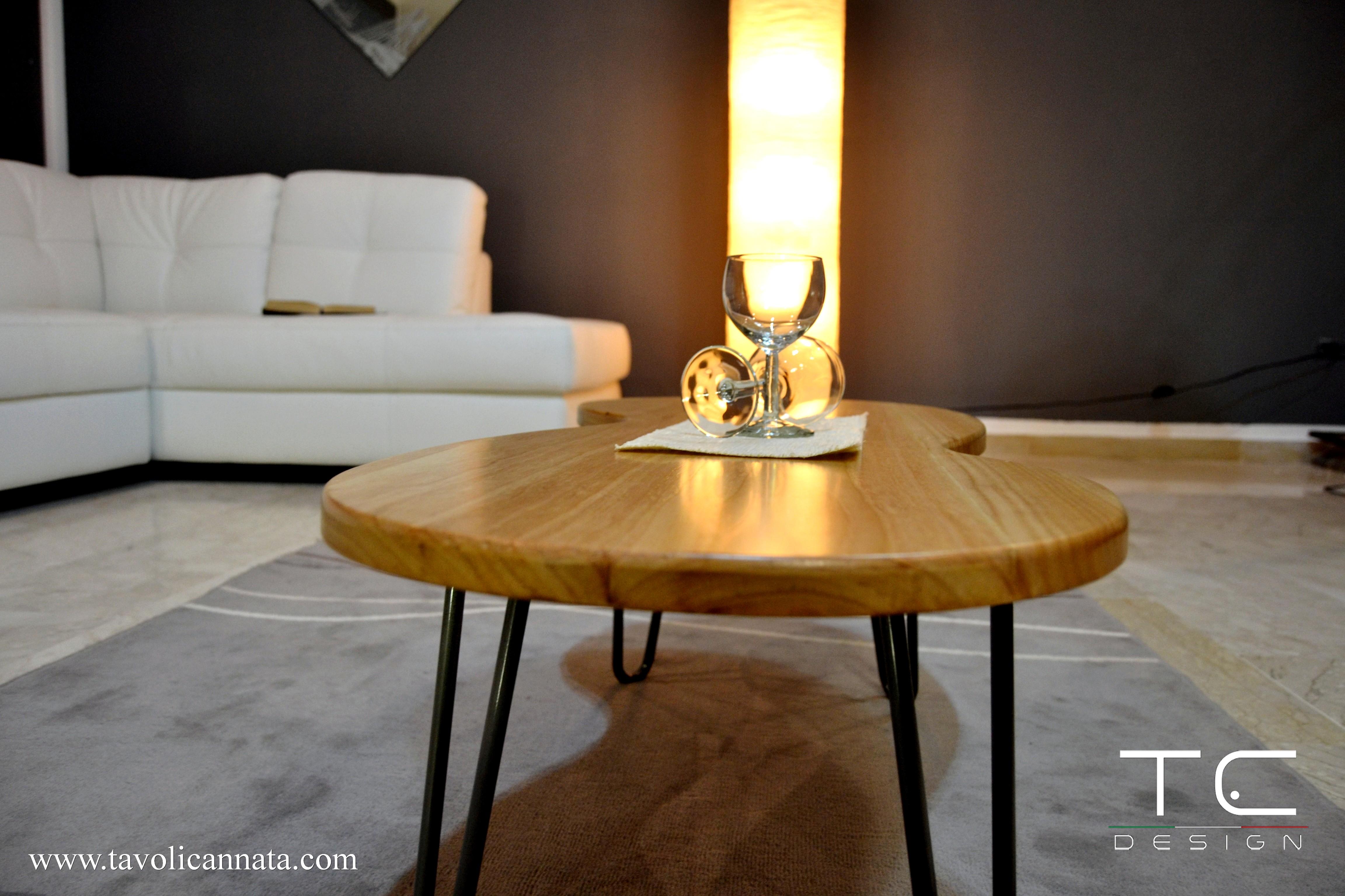 Tavolino Per Salotto Legno.Tavolino Salotto One