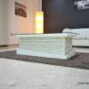 tavolino salotto bianco moderno