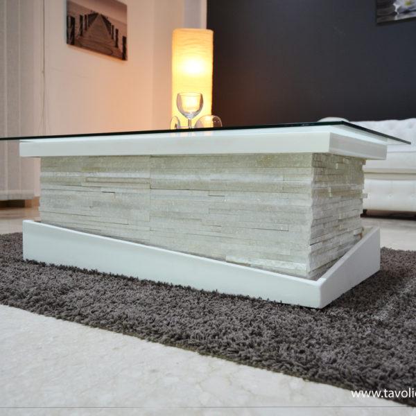 tavolini bianchi design
