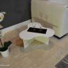 tavolino da salotto bianco modello twist4
