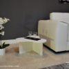 tavolino da salotto bianco modello twist5