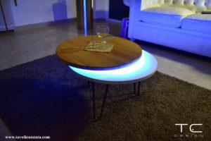 tavolini luminosi