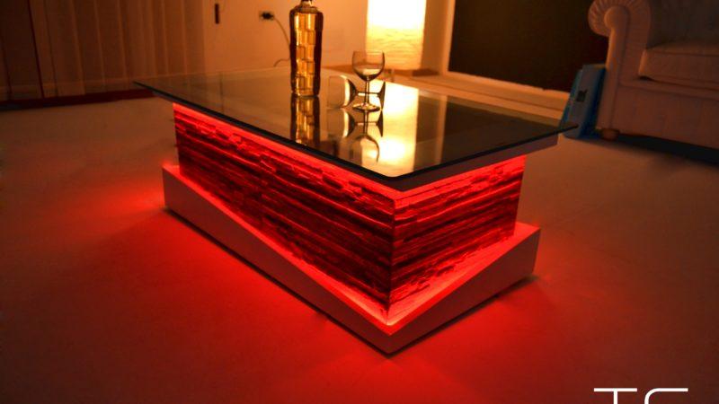 tavolini per soggiorno in vetro