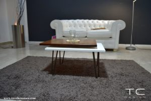 Tavolino in legno