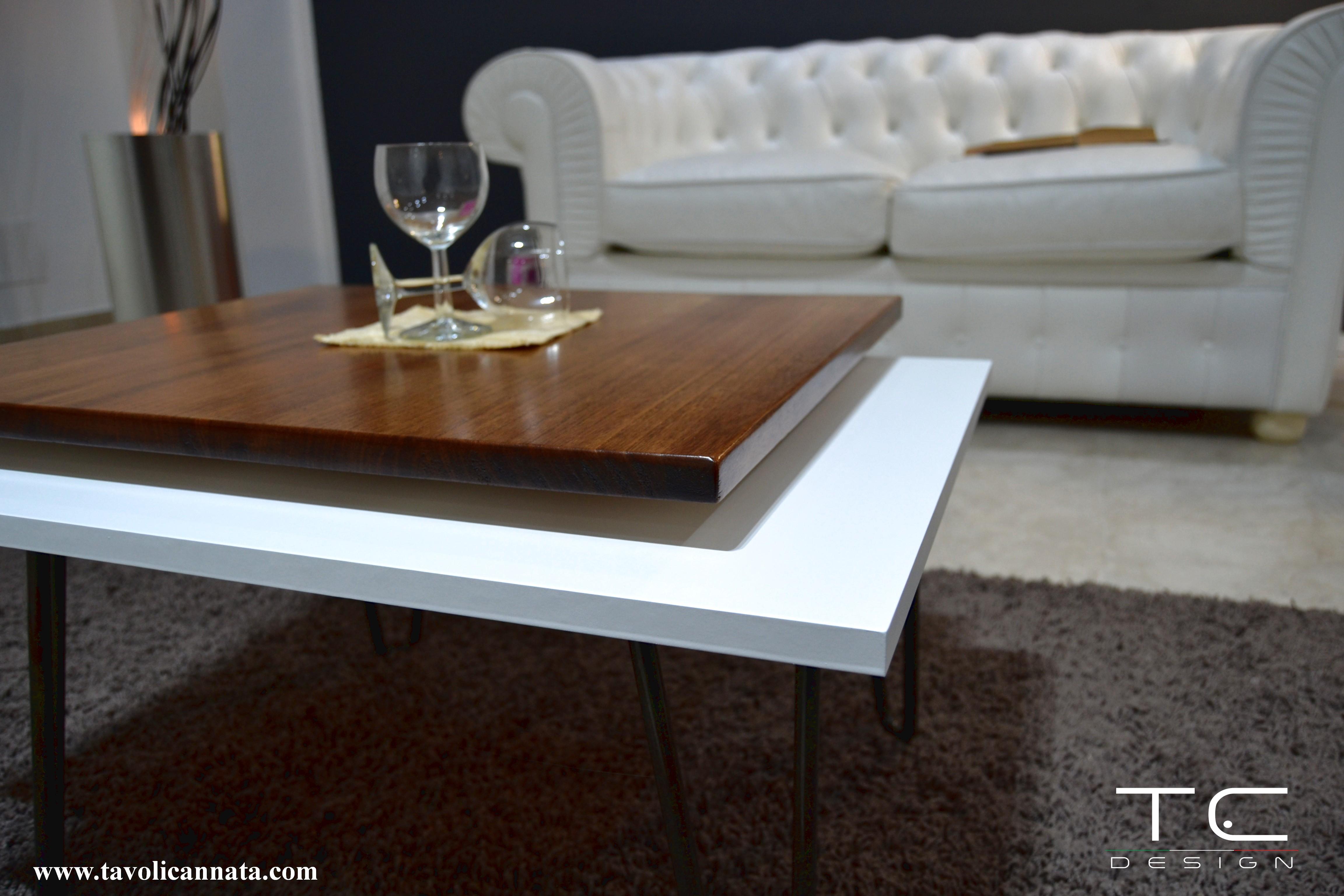 Tavolini Salotto Moderno.Tavolino Salotto Vision