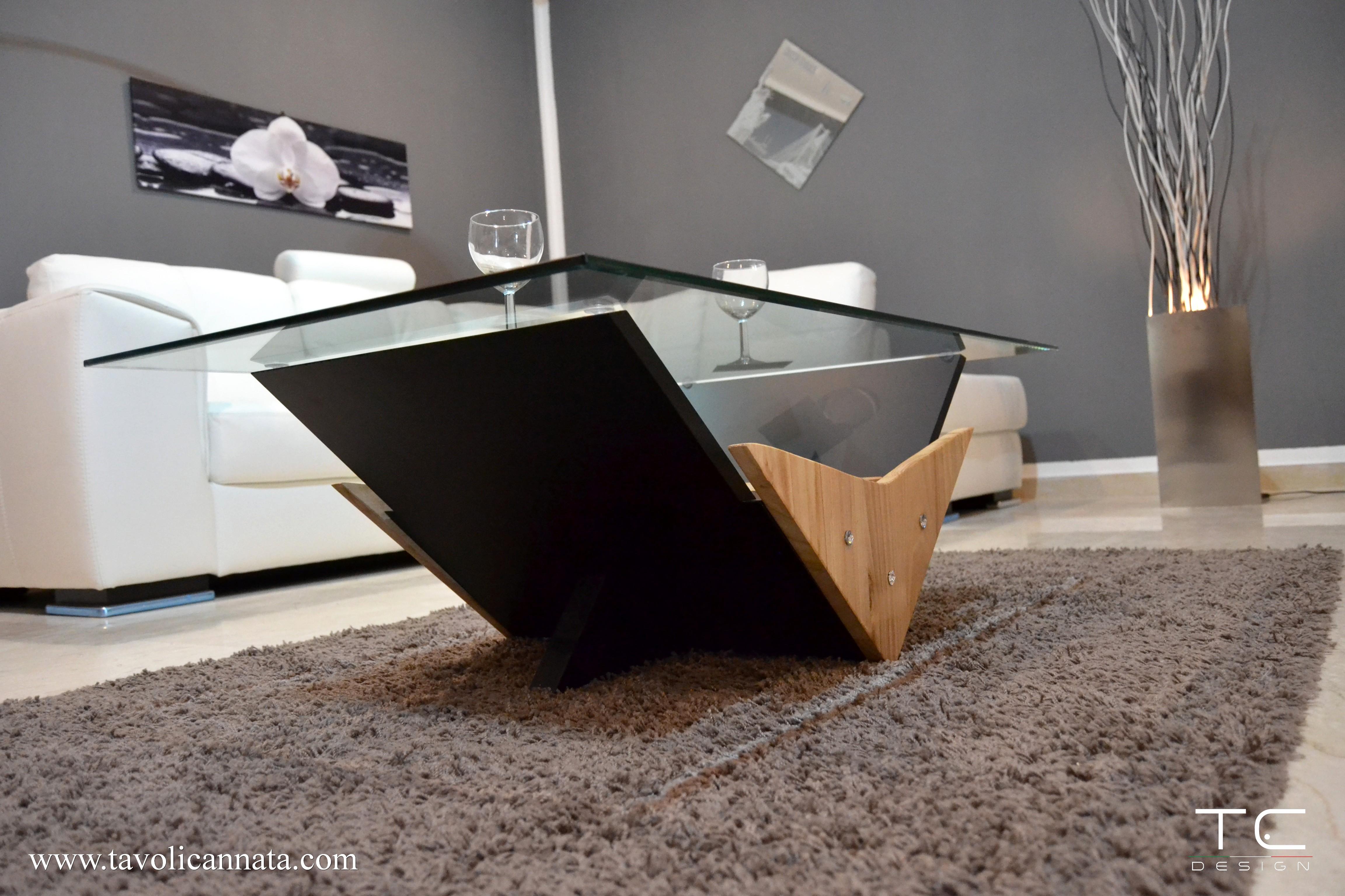 Tavolino salotto Vanity