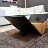 tavolino da salotto moderno in vetro (3)