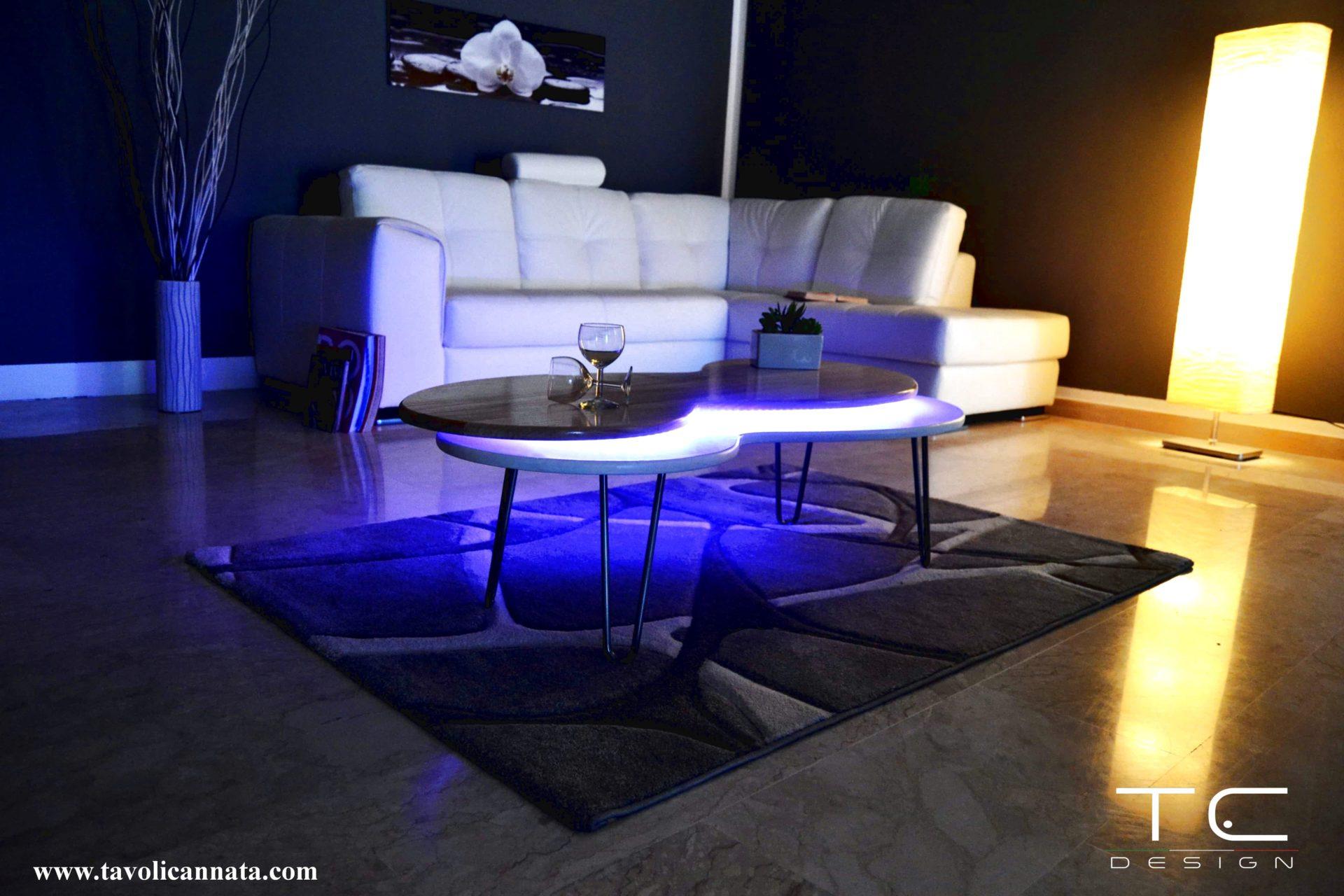Tavolini da caffe moderni di design - Tavolini Cannata