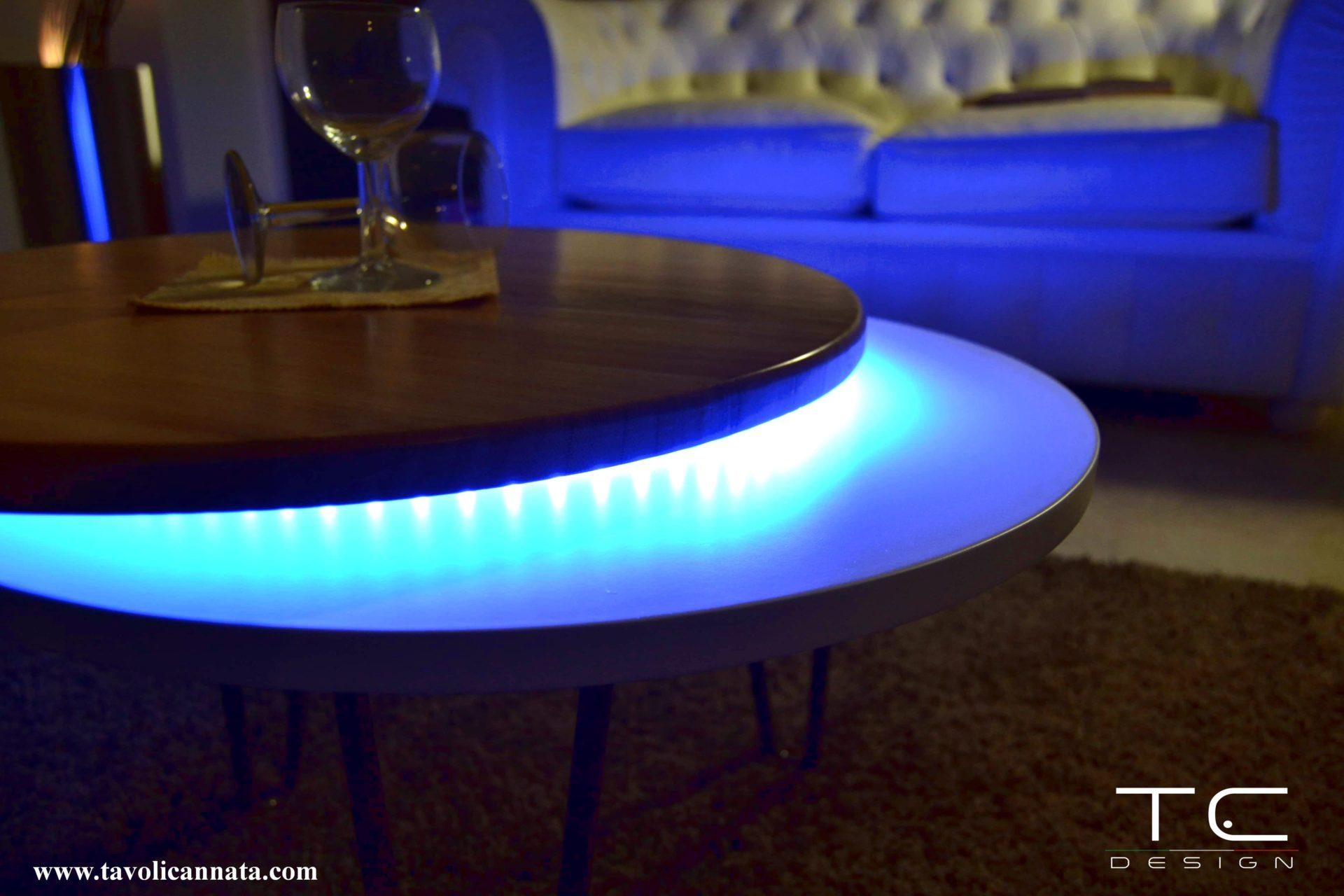 Tavolini Da Salotto Classici Foglia Oro.Tavolini Da Salotto Particolari Di Design Tavolini Cannata