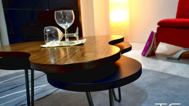 tavolini in legno per soggiorno