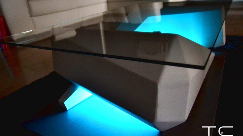 tavolini in vetro per soggiorno