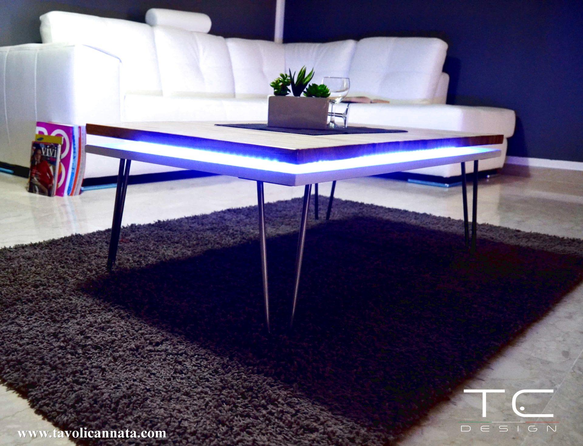 Tavolini per soggiorno moderni di design - Tavolini Cannata